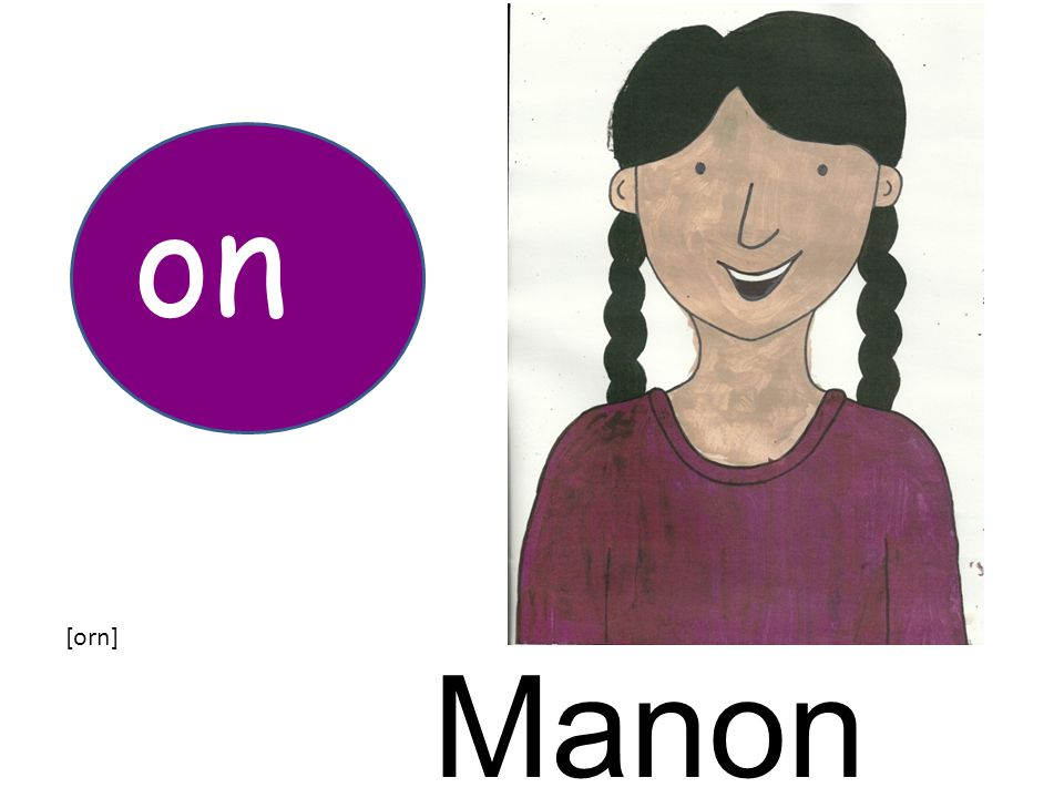 on [orn] Manon